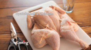 How to Spatchcock a Chicken