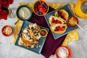 Pancake Tacos, how to make pancakes, american pancakes, i love cooking pancakes